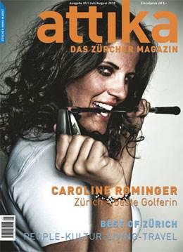 atikka - das Zürcher Magazin